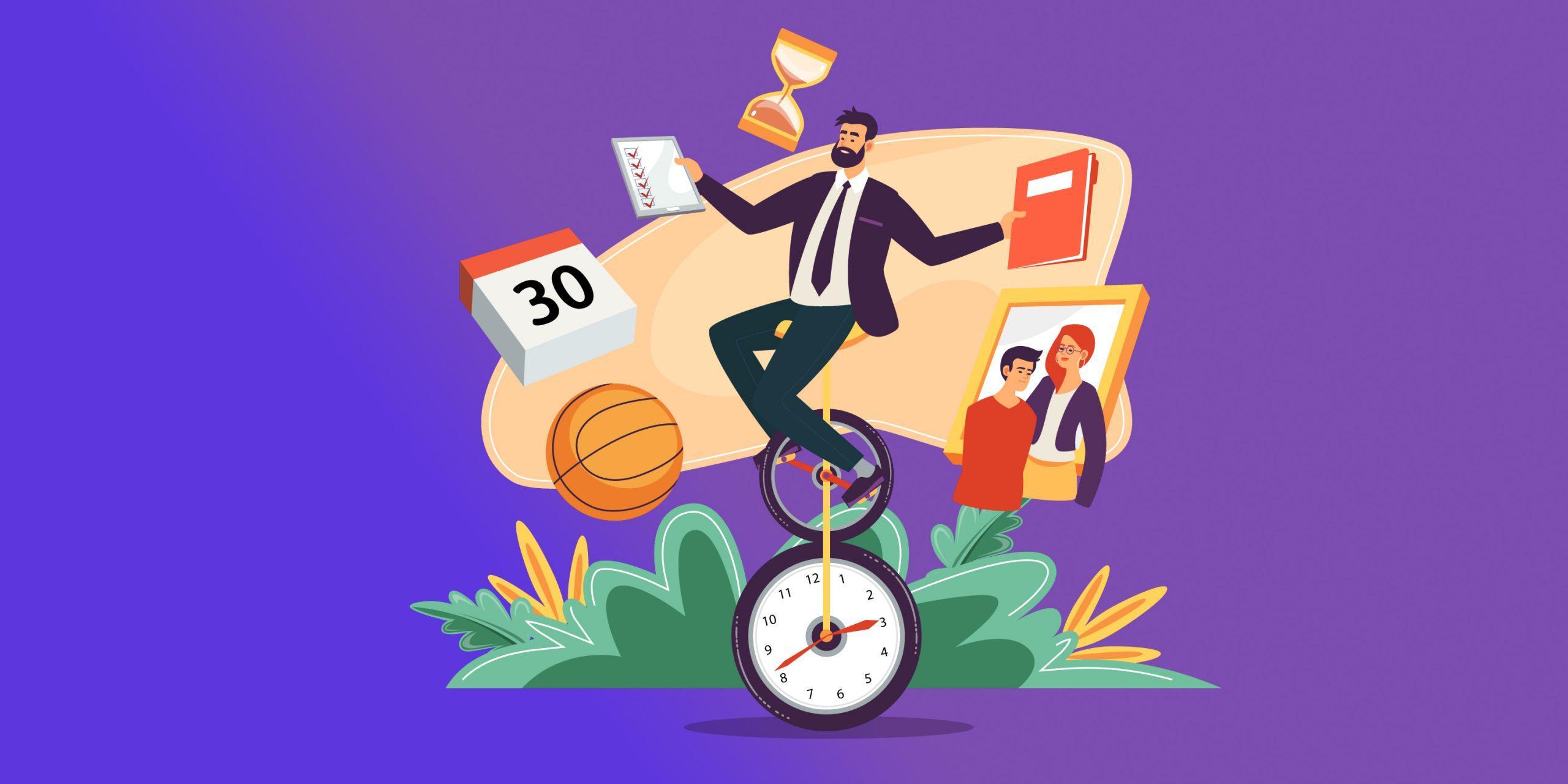 {:en}The Art of Time Management{:}{:ru}Искусство тайм-менеджмента или сказ о потерянном времени{:}