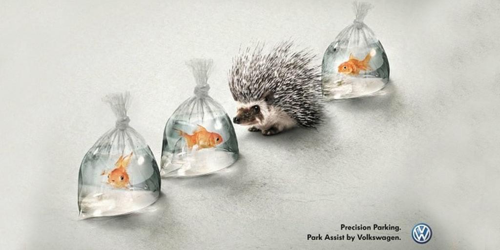 Рекламное обращение - игры разума