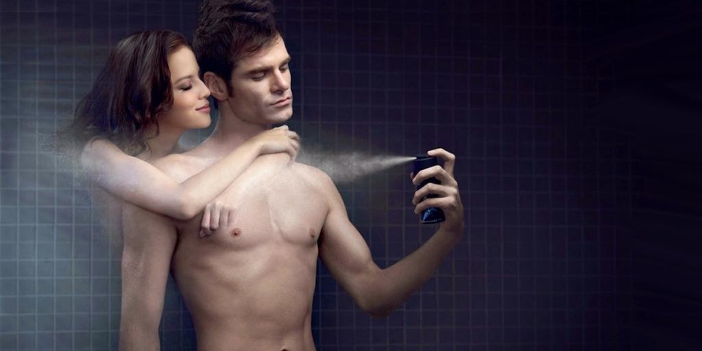 Рекламное обращение - секс
