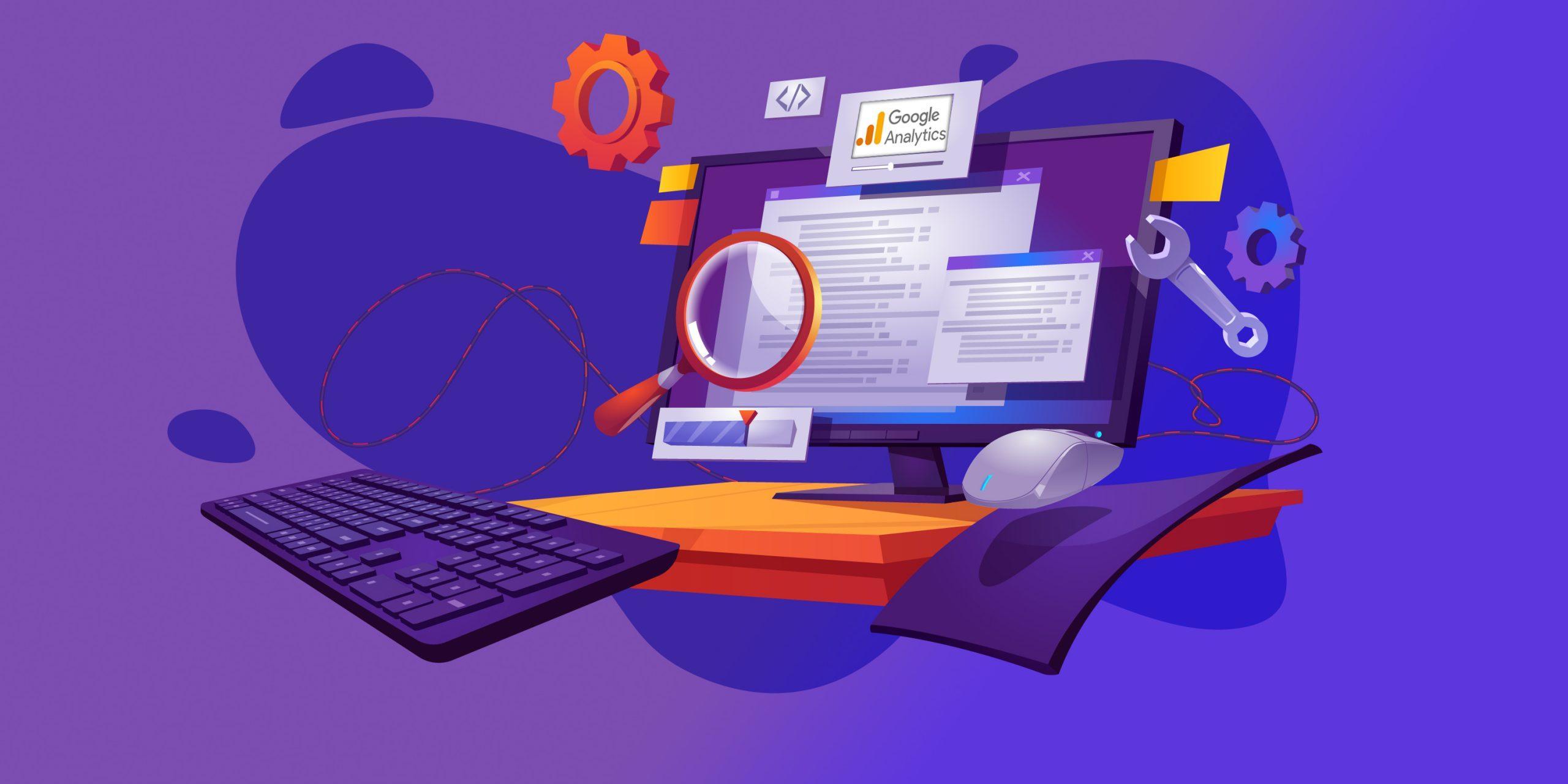 {:en}Поисковые запросы в Google Analytics: разбираем все источники данных{:}{:ru}Поисковые запросы в Google Analytics: разбираем все источники данных {:}